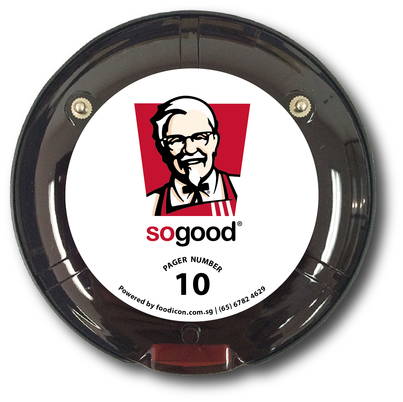 Food Icon Paging System - KFC