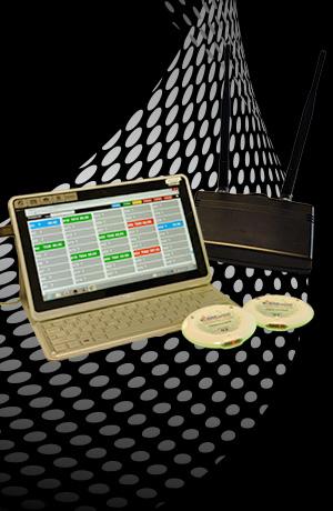 Wi-Serve Table Locator System